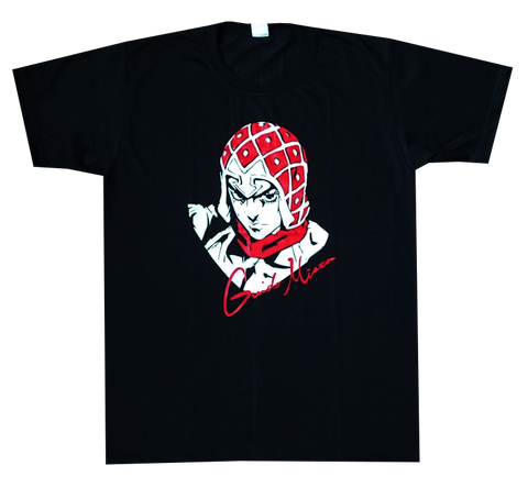 Jojo's Bizarre Adventure Guido Mista Anime Unisex T-shirt UK Stock