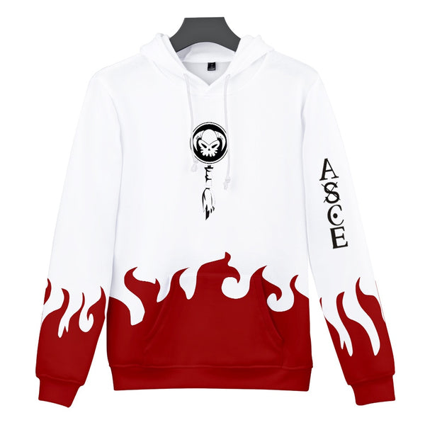 One Piece Ace Hoodie