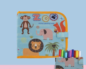 Chalkboard painting drawing board children's toys