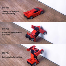 Load image into Gallery viewer, Transformer Mini 2 in 1 Robot Toy