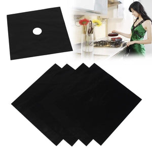 Reusable Gas Burner Mat