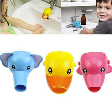 Load image into Gallery viewer, Happy Fun Animals Faucet Extender