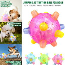 Load image into Gallery viewer, Jumping Activation Ball for Dogs