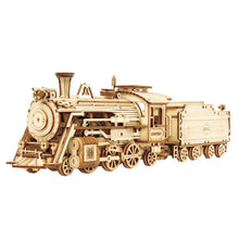 Load image into Gallery viewer, 3D Wooden Mechanical Model Puzzle
