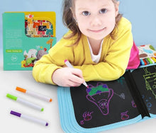 Load image into Gallery viewer, Chalkboard painting drawing board children's toys