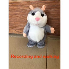 Load image into Gallery viewer, Little Talking Hamster Plush Toy