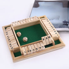 Load image into Gallery viewer, FlipBlock Wooden Board Game