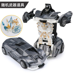 Transformer Mini 2 in 1 Robot Toy