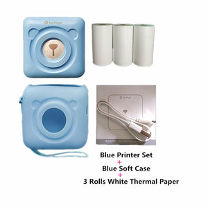 Mini Bluetooth Thermal Printer