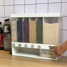 Load image into Gallery viewer, Wall Mounted Dry Food Dispenser