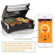 Load image into Gallery viewer, Wireless Meat Thermometer