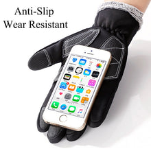 Load image into Gallery viewer, Unisex Waterproof Touch Screen Gloves