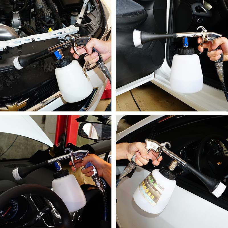 Car High Pressure Deep Cleaning Tool