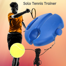Load image into Gallery viewer, Heavy Duty Solo Tennis Trainer