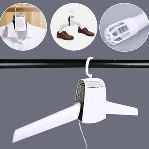 Electric Smart Hanger Clothes Drying Stand