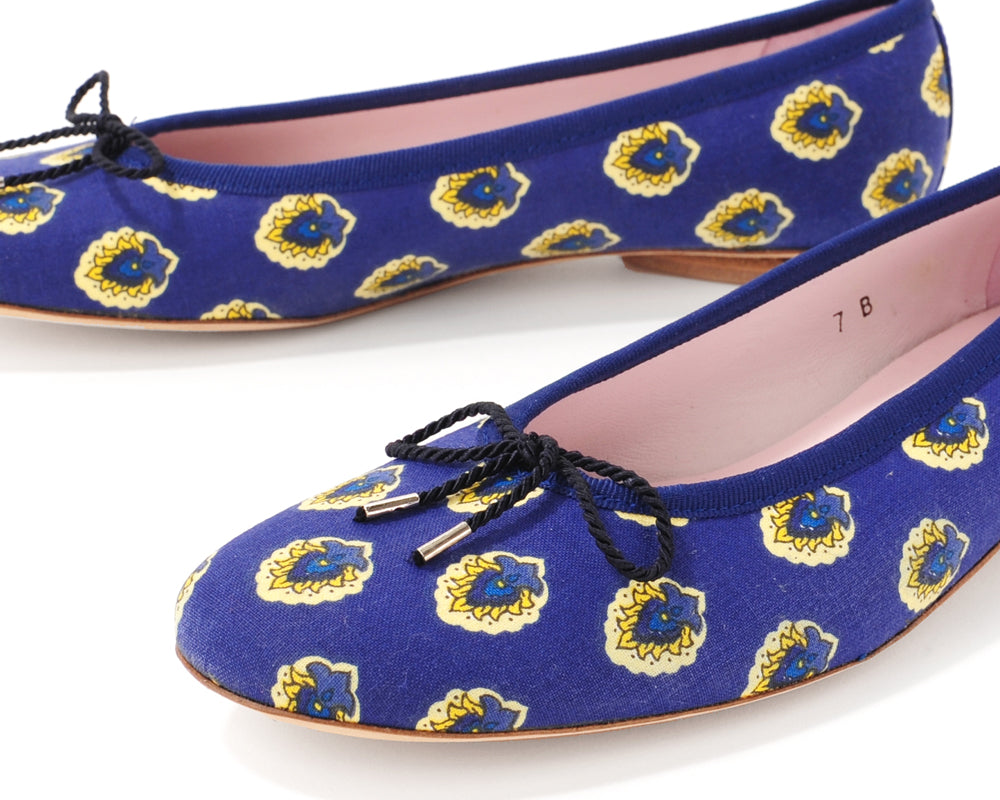 Shop Paul Mayer Ballet Flats