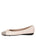 Womens Marion/Marfil Best Quilted Leather Ballet Flat 4 Alternate View