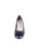 Womens Navy Titou Block Heel 4 Alternate View