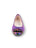 Womens Purple Suede Bravo Suede Ballet Flat 4 Alternate View
