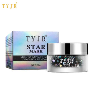 Glitter Star Facial Mask
