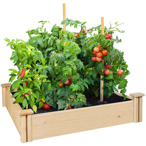 "Garden bed Fence 42"" x 42"" x 5.5"" - Lovely Seeds"