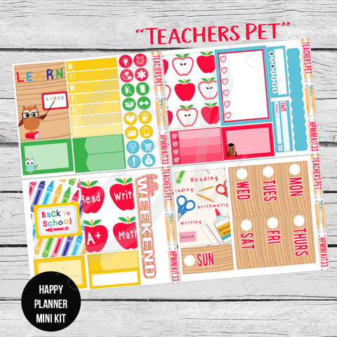 Teachers collection – Sticker Luxe Co