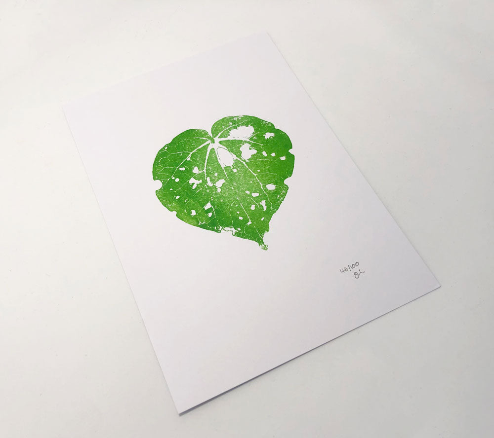 Kawakawa healing heart - Limited Edition