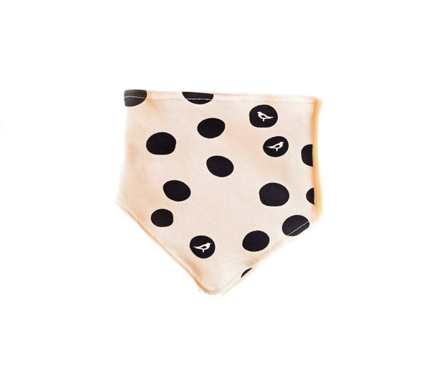 Bandana BLACK DOTS