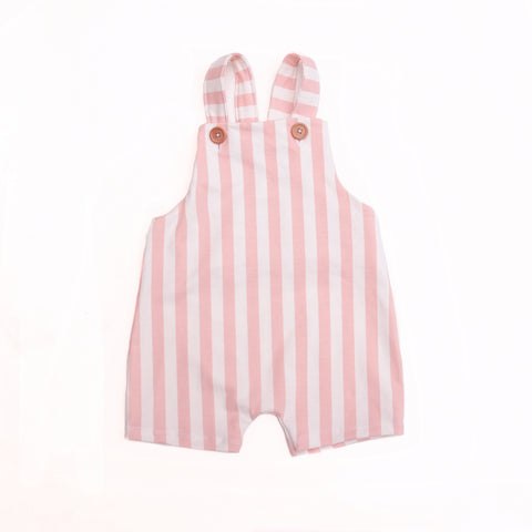 Peto corto STRIPES PINK