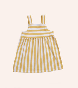 Vestido STRIPES GOLD