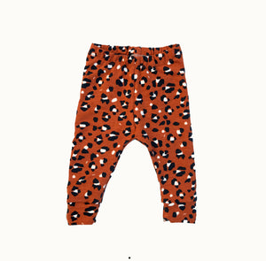 Legging ANIMAL PRINT RUSTY