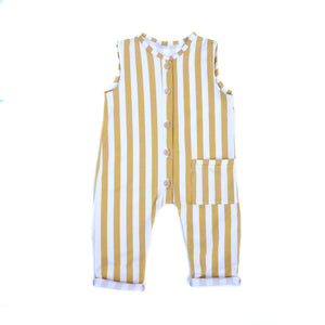 Peto largo STRIPES GOLD