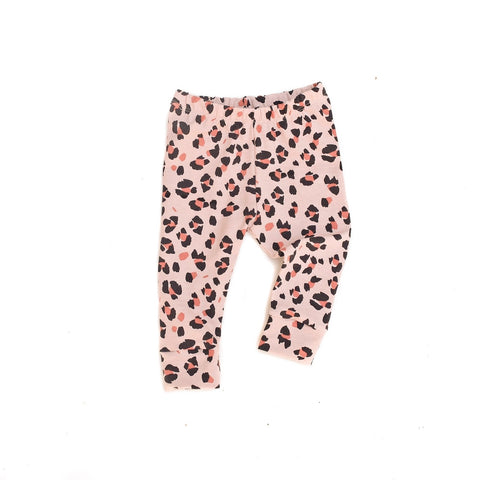 legging ANIMAL PRINT-PINK