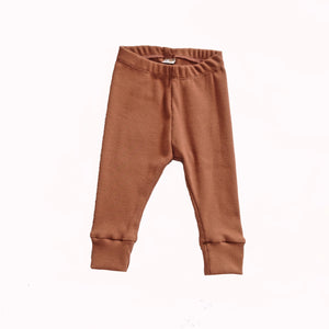 Legging BROWN CANALÉ