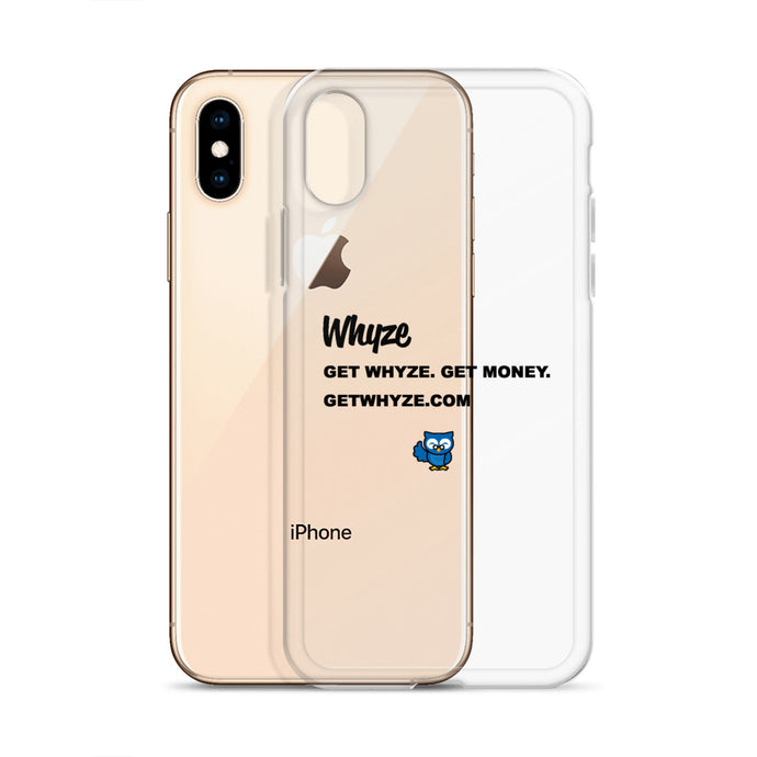 Whyze iPhone Case