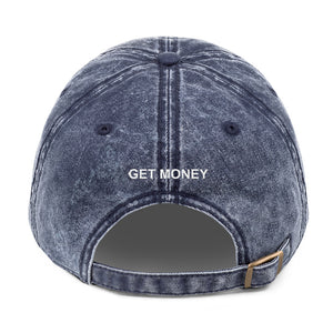 Vintage Get Money Dad Hat