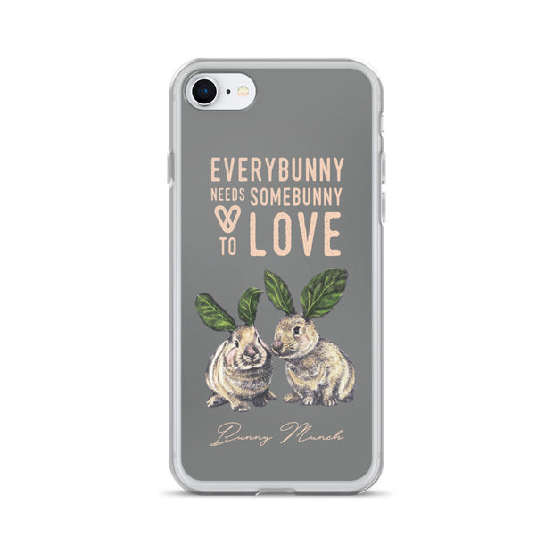 Bunny Munch iPhone Case