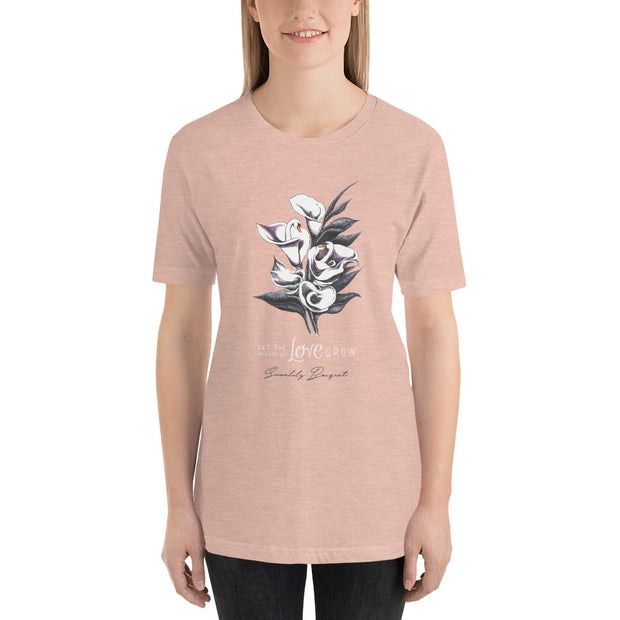 Swanlily Bouquet T-Shirt