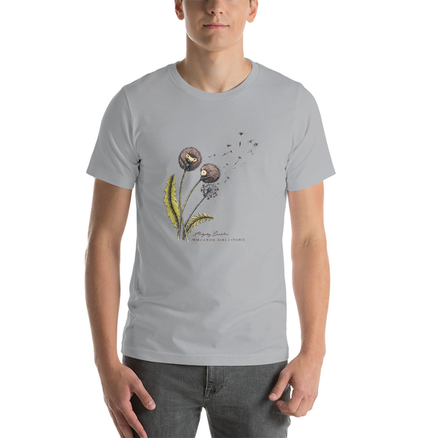 Hedgehog Dandelion T-Shirt