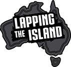 Lapping The Island