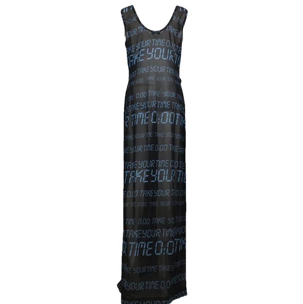 Moschino Take Your Time dress