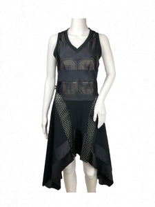 Jean Paul Gaultier basketball jersey dress