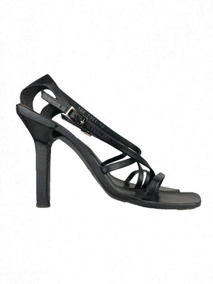 Gucci square toe sandals