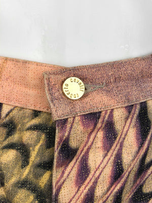 Roberto Cavalli pants from Spring 2001 collection