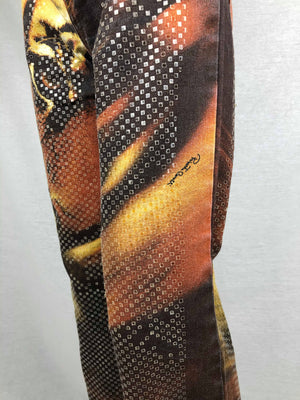 Roberto Cavalli pants from Fall 2000 collection