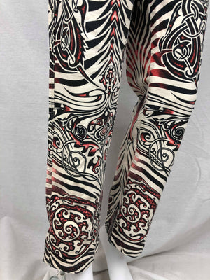 Jean Paul Gaultier tribal pants from Spring 1996 collection