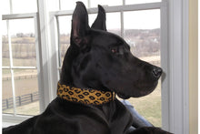 "Load image into Gallery viewer, ""Leopard"" Beaded Dog Collar"