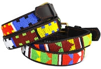 Beaded Belts 1 1/4 inch wide - Primary
