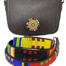Load image into Gallery viewer, Cross body Purse by The Kenyan Collection