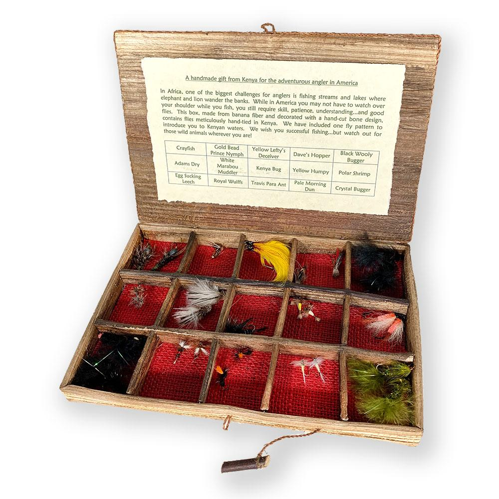 Fly Fishing Gift Box